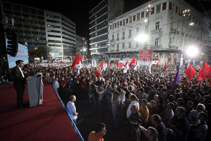 """Kostas Duzinas: Izbori u Grčkoj mogu označiti početak """"evropskog proleća"""""""