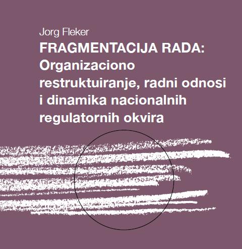 Jorg Fleker – Fragmentacija rada
