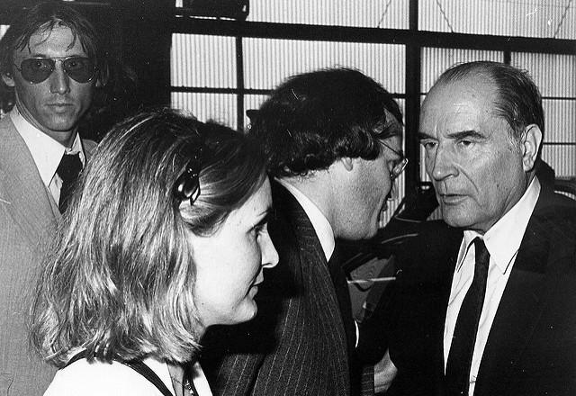 Džona Berč: Mnogobrojni životi Fransoa Miterana