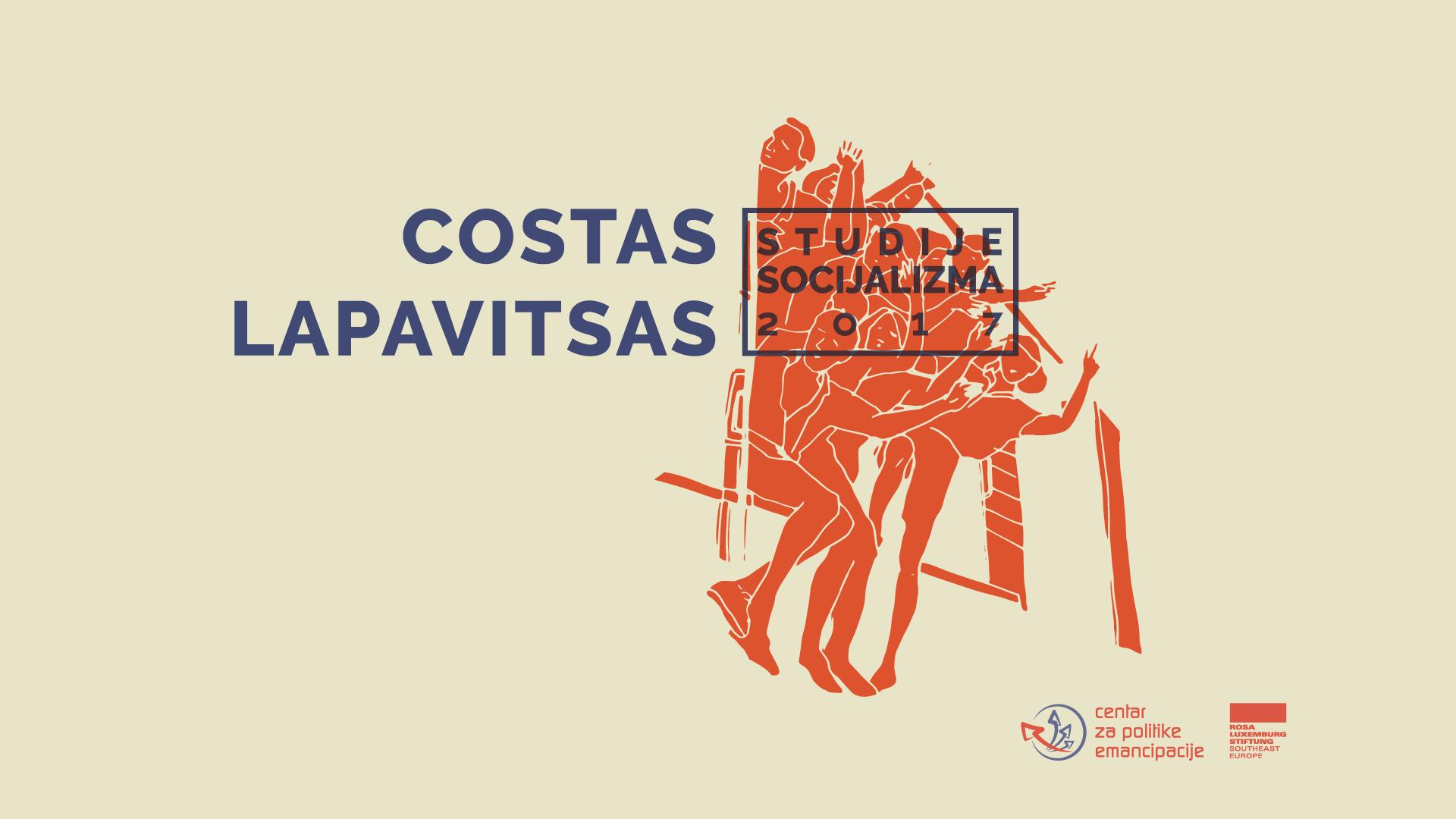 Costas Lapavitsas: Za socijalističku strategiju u Evropi