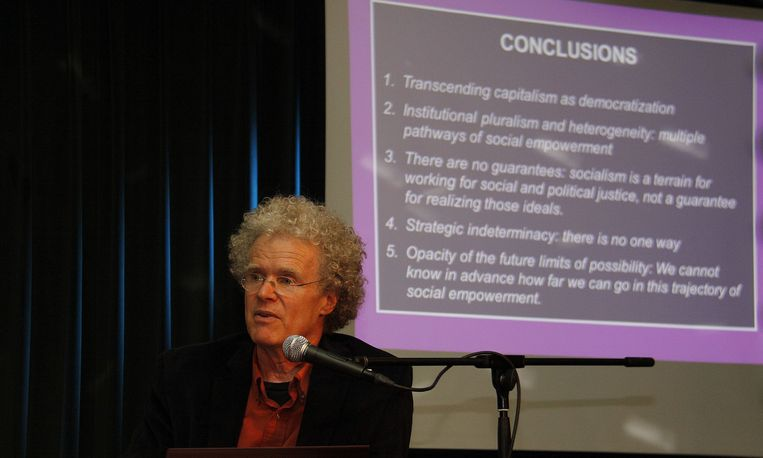 Erik Olin Rajt: Zašto je pitanje klase važno