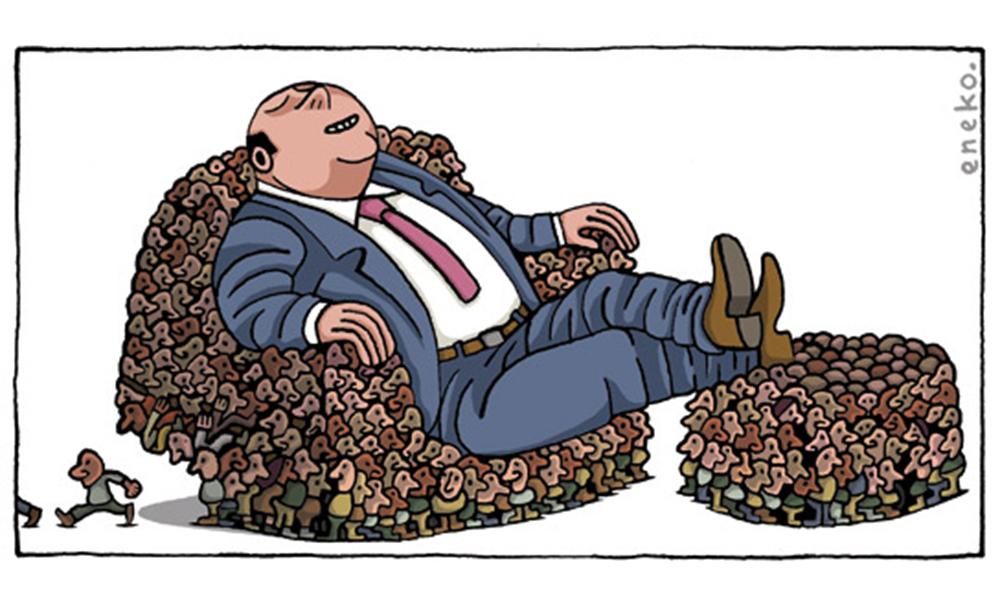 Majkl Mekarti: Sedam teza o kapitalističkoj demokratskoj državi