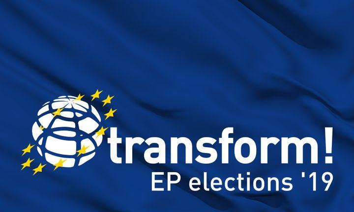 Pratite Evropske parlamentarne izbore na sajtu Transform! Europe