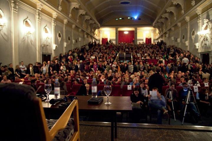 Subversive konferencija u kinu Europa