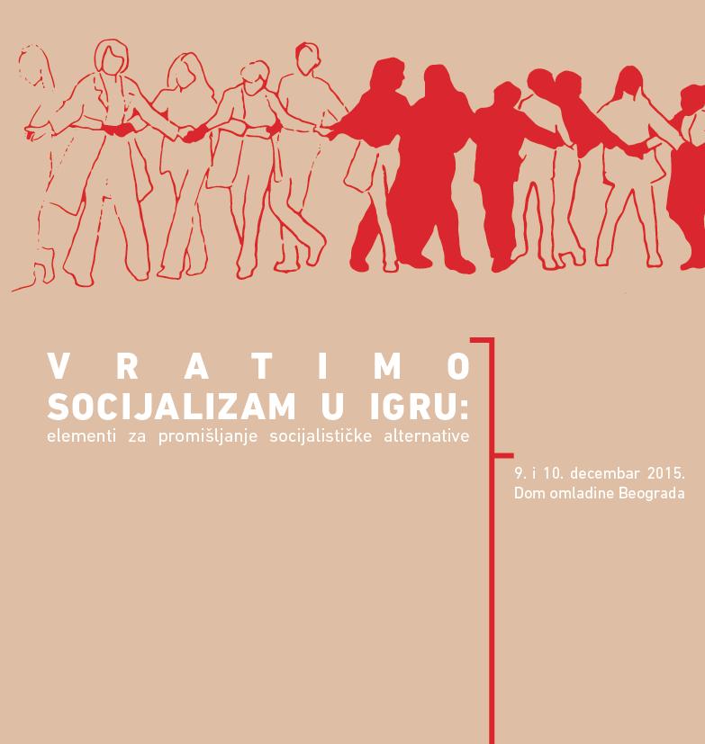 Konferencija: Vratimo socijalizam u igru