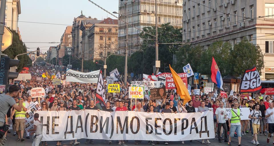 Vladimir Simović: Politizacija šetnje – kojim putem do cilja?