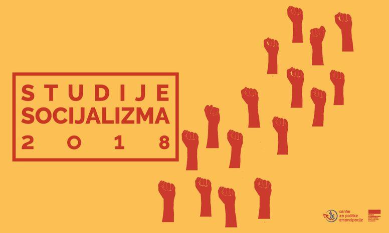 Prijavljivanje za Studije socijalizma 2018 je u toku!