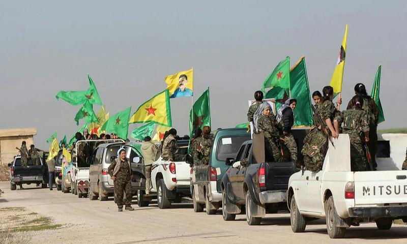 Joakim Beker: Turska invazija i promjene u ratnim savezima u Siriji