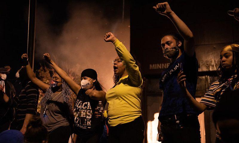 Protesti u Mineapolisu, maj 2020, FOTO – Hungryogrephotos