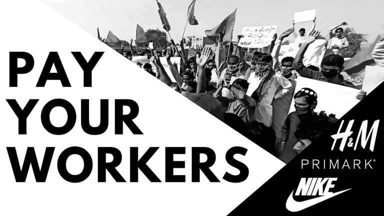 #PayYourWorkers – Globalna nedelja akcije