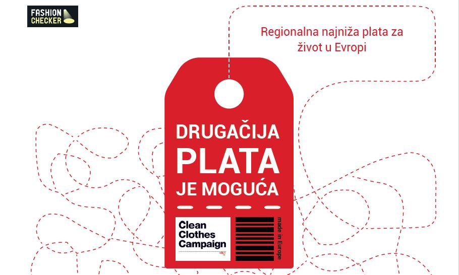 CCC pozicioni tekst – Regionalna najniža plata za život u Evropi