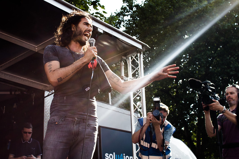 Russell Brand, FOTO – David N Young